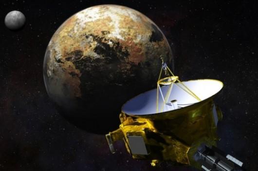 W lipcu sonda New Horizons przeleci obok Plutona