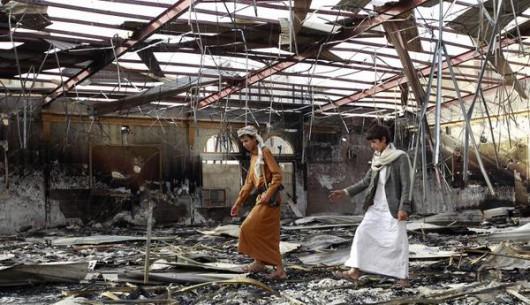 Bagdad, Irak - W ogromnym zamachu bombowym zginęło co najmniej 76 osób -6
