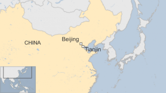 Chiny - Tianjin