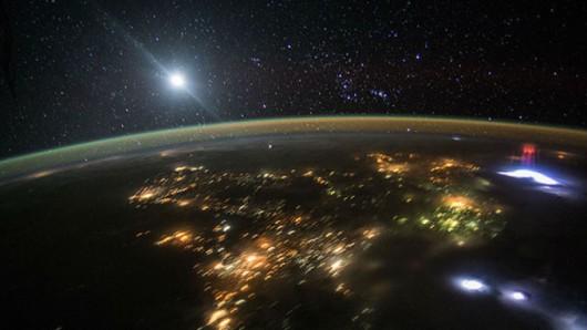 Duszki nad południowym Meksykiem -1
