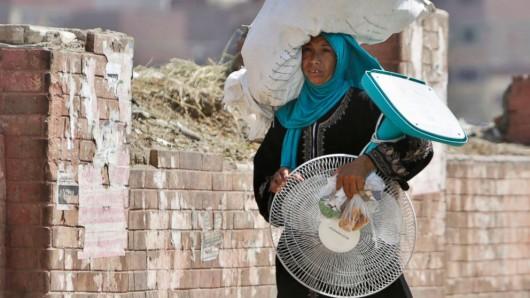Egipt - Fala upałów zabiła 61 osób w 5 dni -2