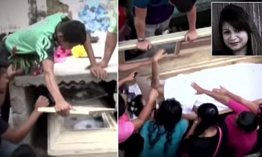 Honduras - 16-latka w ciąży została uznana za martwą, obudziła się w trumnie