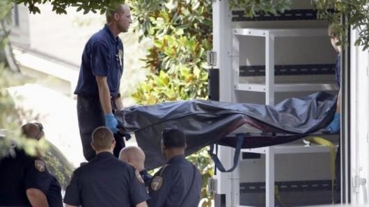 Houston, USA - Sześcioro dzieci i dwoje dorosłych skutych kajdankami i zastrzelonych -1