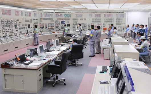 Japonia - Elektrownia atomowa Sendai -2