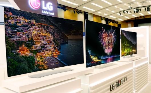 LG wprowadza telewizory OLED 55 i 65 cali w rozdzielczości 4k