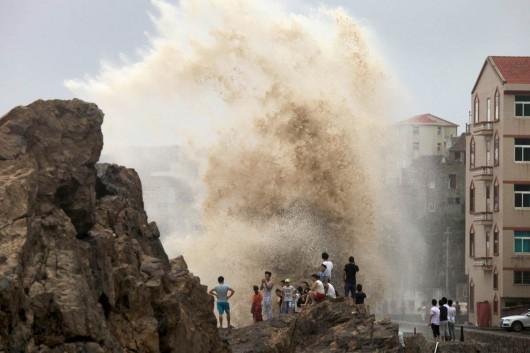 Najsilniejszy w tym roku tajfun Soudelor zabił 8 osób w Chinach i 6 w Tajwanie -3