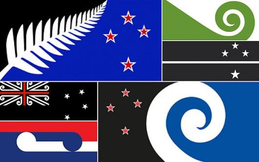Nowa Zelandia będzie zmieniać flagę -1