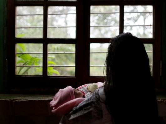 Paragwaj - Dziecko urodziło dziecko, 11-letnia ofiara gwałtu urodziła córkę -2