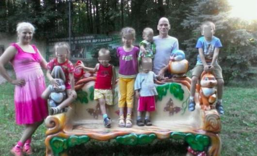 Rosja - Zabił sześcioro swoich dzieci i ciężarną żonę