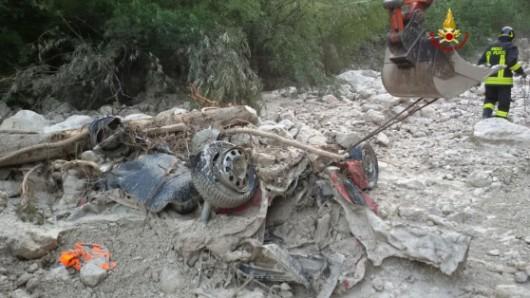 San Vito di Cadore, Włochy - Po ogromnej ulewie rzeka błota i kamieni porwała turystów -1