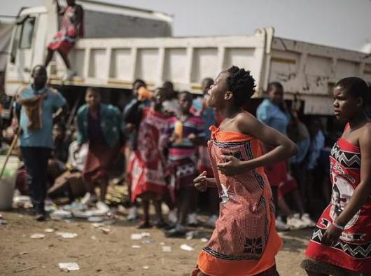 Suazi - Nawet kilkadziesiąt ofiar wypadku drogowego -2