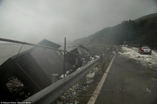 Tajwan - Do 17 wzrosła liczba ofiar tajfunu Soudelor -1