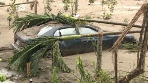 Tajwan - Do 17 wzrosła liczba ofiar tajfunu Soudelor -4