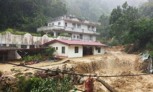 Tajwan - Do 17 wzrosła liczba ofiar tajfunu Soudelor -6