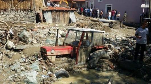 Tetowo, Macedonia - Nawałnica zniszczyła miasto -10