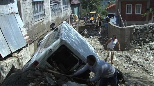 Tetowo, Macedonia - Nawałnica zniszczyła miasto -4