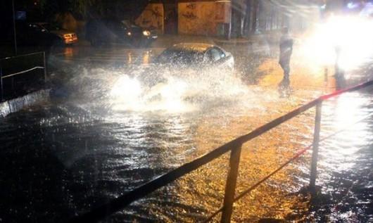 Timisoara, Rumunia - Ulewny deszcz w dwie godziny zatopił miasto -2