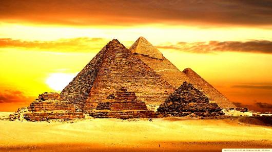 Upał w Egipcie