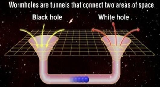 W czarnej dziurze może mieścić się portal do innego wszechświata 2