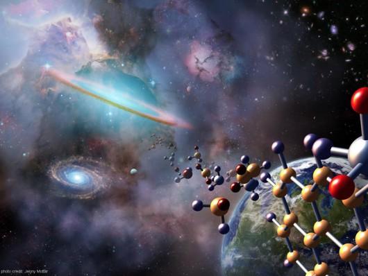 Życie we wszechświecie