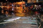 Chile - Bardzo silne trzęsienie ziemi, magnituda 8.4 w skali Richtera, ogłoszono stan klęski żywiołowej