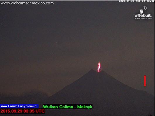 Colima - Meksyk 2015.09.29