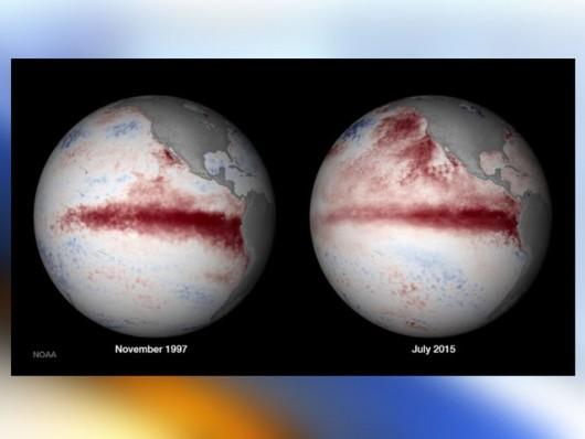 El Niño 1997 i 2015 -2