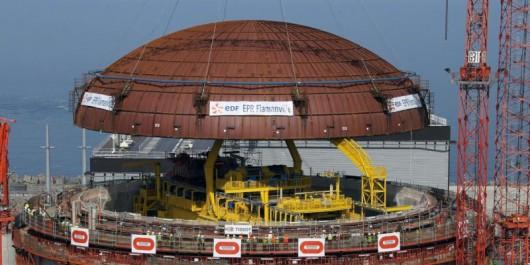 Francja - Ogromne problemy podczas budowy najnowocześniejszej elektrowni atomowej -2