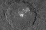 Najnowsze zdjęcie krateru Occator na Ceres