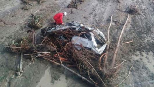 Piacenza, Włochy - Miejscami spadło 200 lmkw deszczu -4