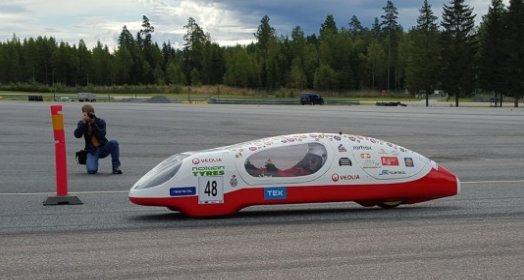 Polska - Przejechali 830 km na jednym litrze paliwa