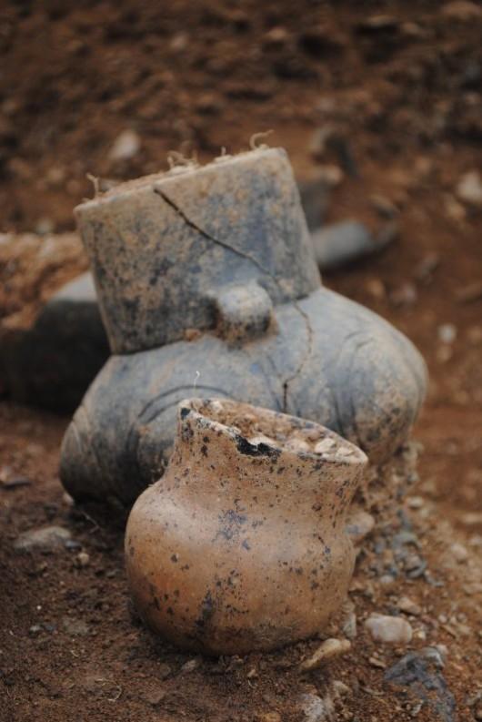 Polska - W okolicach Legnicy natrafiono na doskonale zachowane cmentarzysko sprzed 4000 lat -5