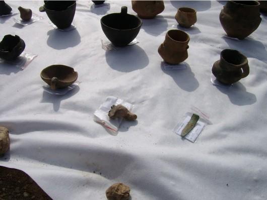 Polska - W okolicach Legnicy natrafiono na doskonale zachowane cmentarzysko sprzed 4000 lat -7