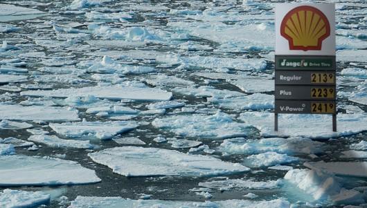 Shell w Arktyce
