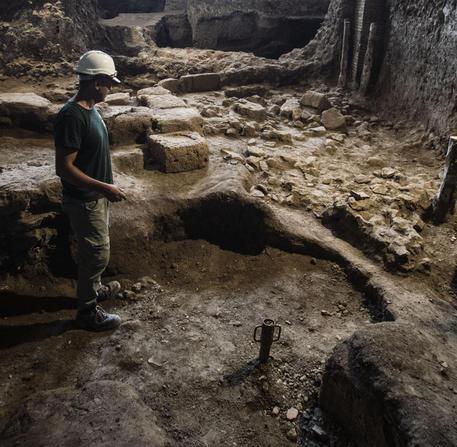 Archeologia: Roma, scoperta rara dimora VI secolo a.C.