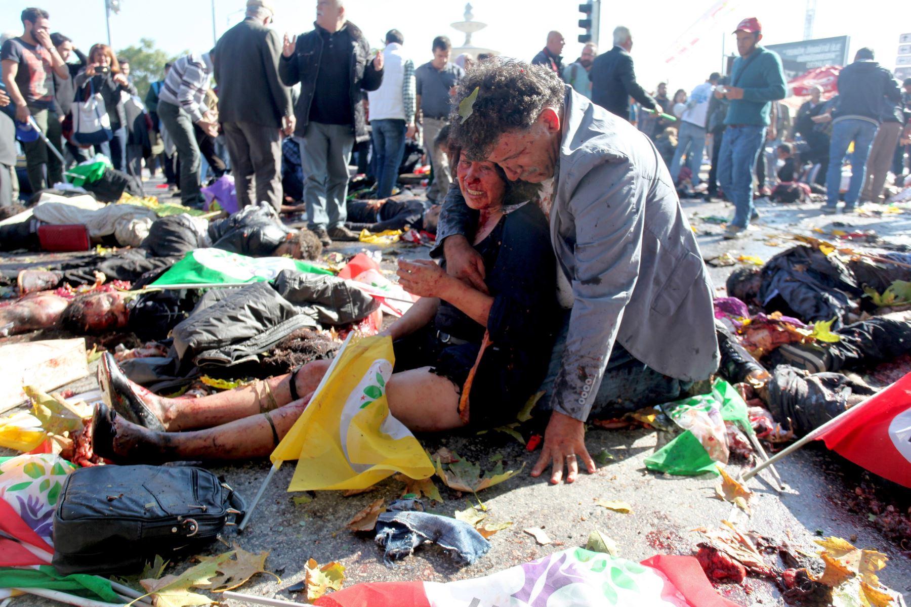 Zamach Photo: Zamach Terrorystyczny Przed Największym