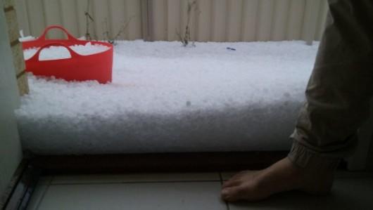 Australia - Superkomórka burzowa w Queensland -2