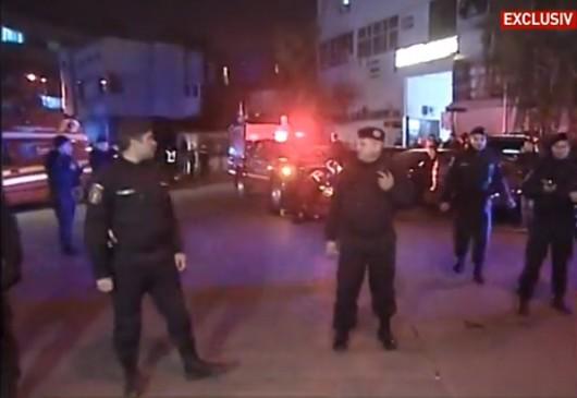 Bukareszt, Rumunia - Potężny wybuch w klubie nocnym -2