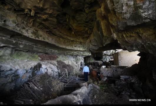 Chiny - W jaskini w Daoxian znaleziono najstarsze ludzkie zęby -4