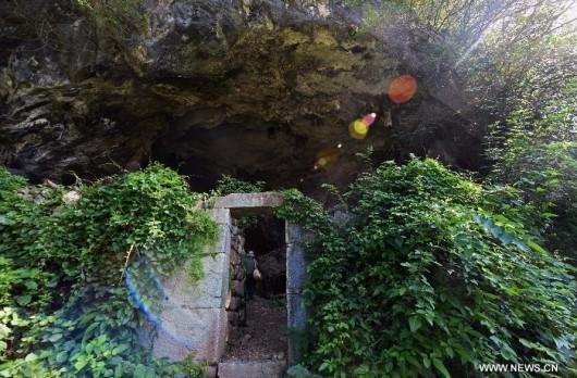 Chiny - W jaskini w Daoxian znaleziono najstarsze ludzkie zęby -5