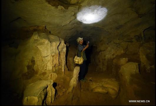 Chiny - W jaskini w Daoxian znaleziono najstarsze ludzkie zęby -6