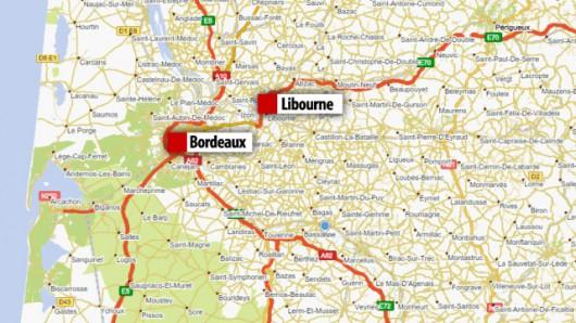 Do wypadku doszło w okolicach Bordeaux na południowym zachodzie Francji