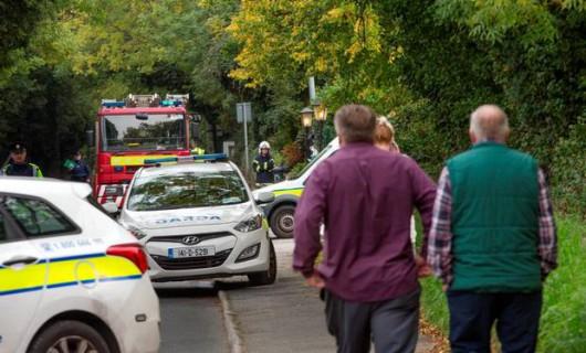Dublin, Irlandia - Co najmniej 10 osób zginęło w pożarze obozowiska kamperów
