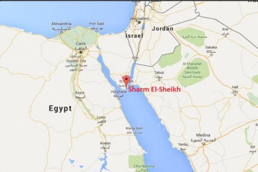 Egipt - Na Półwyspie Synaj rozbił się rosyjski samolot pasażerski linii Kolavia -1
