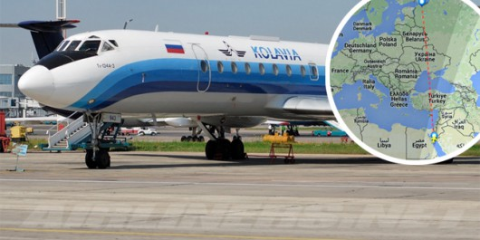 Egipt - Na Półwyspie Synaj rozbił się rosyjski samolot pasażerski linii Kolavia