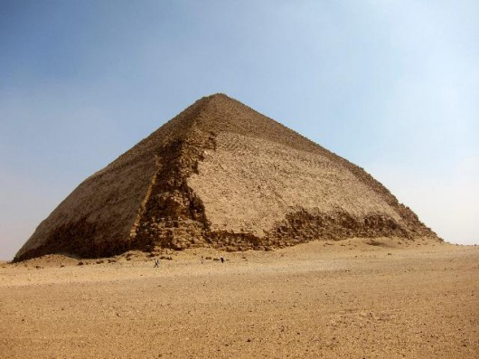 Egipt_piramida_Dahshur