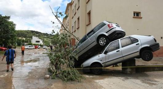 Francja - Ulewne deszcze zabiły co najmniej 13 osób -2