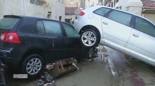 Francja - Ulewne deszcze zabiły co najmniej 13 osób -4