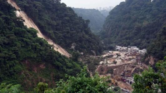 Gwatemala - Lawina błotna zabiła co najmniej 30 osób -5