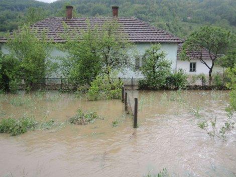 Karlovac, Chorwacja - Kolejna powódź w zaledwie tydzień -3